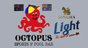 Octopus Bar Soi Sea Dragon Patong