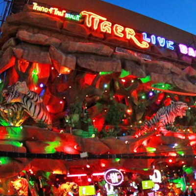 Tiger Nightclub Bangla Road Patong Beach Phuket