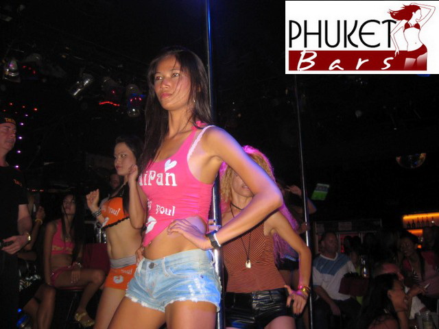 Phuket Nightlife Girls 3